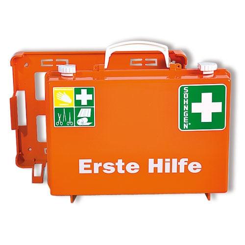 EHBO-koffer met inhoud