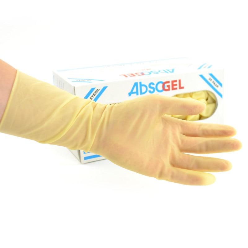 AbsoGEL tandheelkundige handschoen