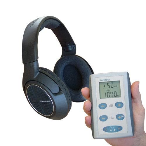 Auditest audiometer