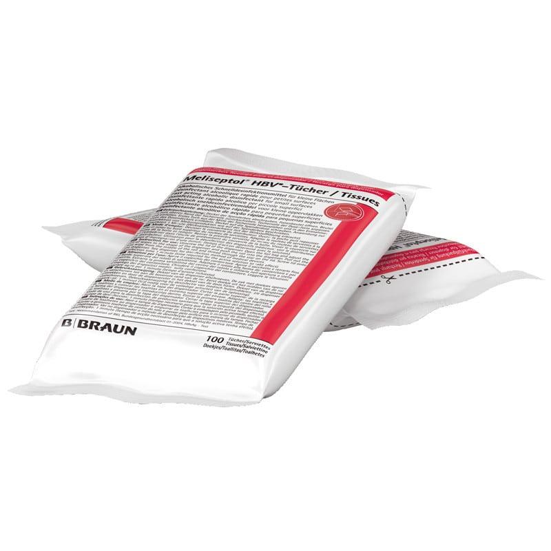Meliseptol Desinfectiedoekjes, Navulverpakking