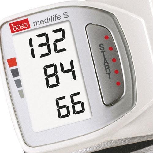 Pols-bloeddrukmeter boso-medilife S