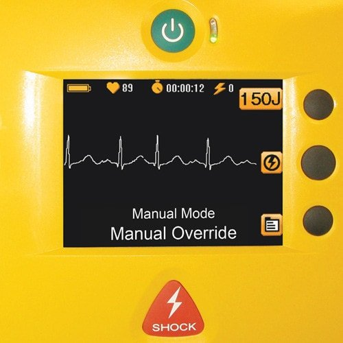 Lifeline PRO defibrillator