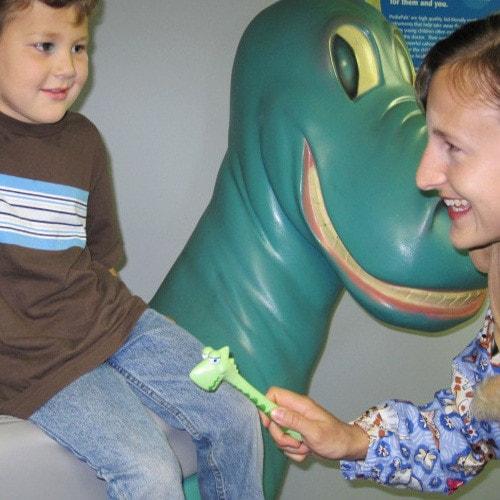 Pedia Pals reflexhamers voor kinderen