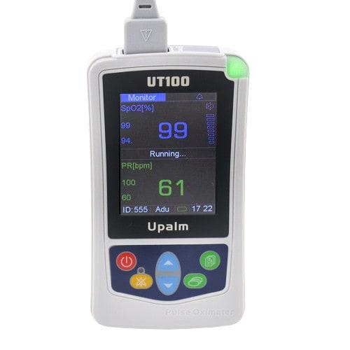 Handheld pulsoximeter UT 100