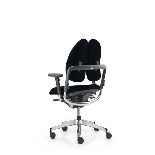 Rohde & Grahl bureaustoel Xenium Duo-Back® met dynamische bekkenondersteuning