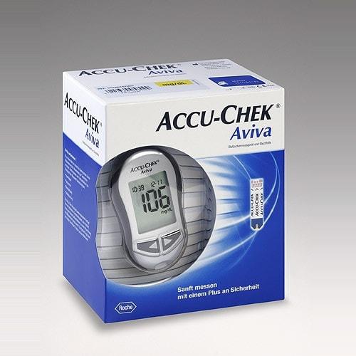 Accu-Chek Aviva bloedglucosemeter