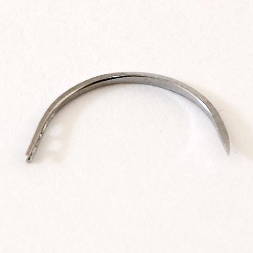 Chirurgische naalden, 1/2 cirkel, snijdend