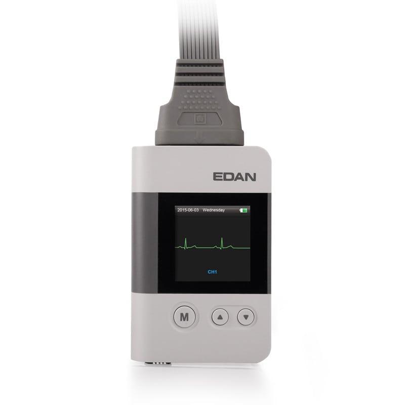 EDAN follow-up-ECG-apparaat