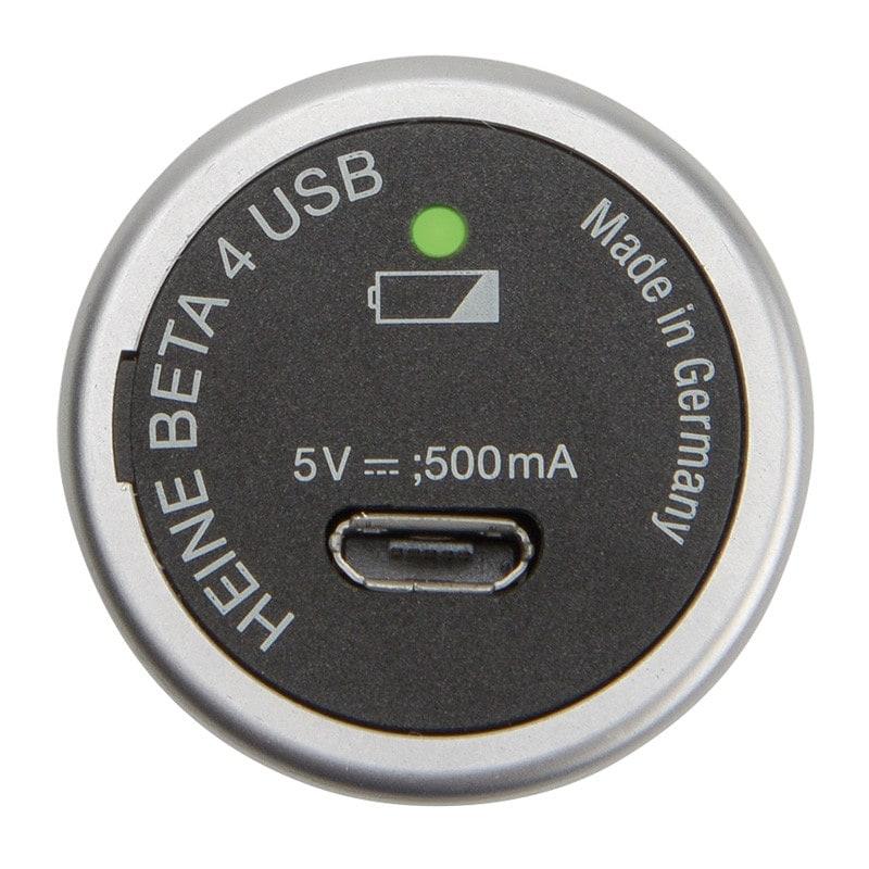 HEINE Beta4 USB batterijhandvat