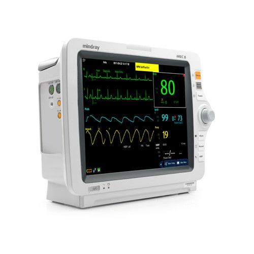 iMec 8 patiëntmonitor