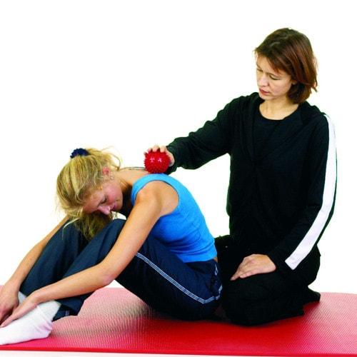 Klassieke massagebal