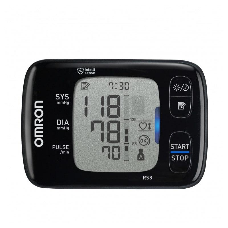 Omron RS8 polsbloeddrukmeter