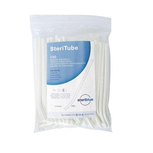 SteriTube afzuigcanules voor endodontologie, 100 stuks