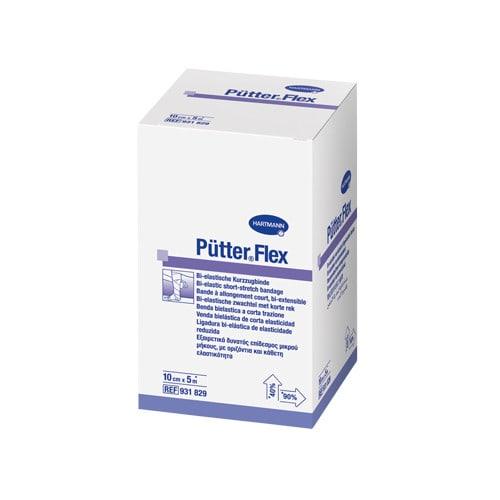 PütterFlex verband met korte rek