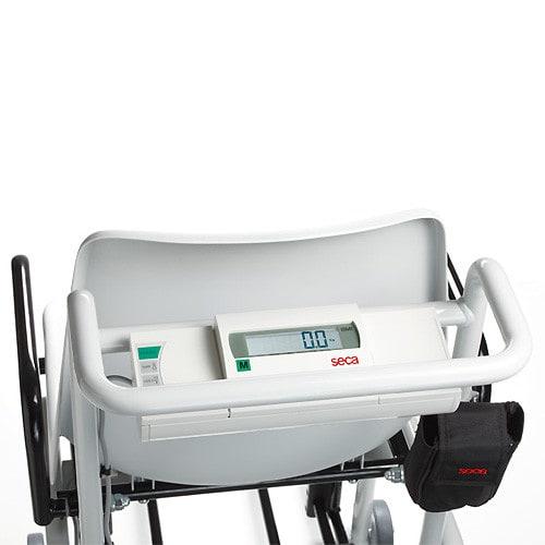 Draadloze stoelweegschaal seca 959
