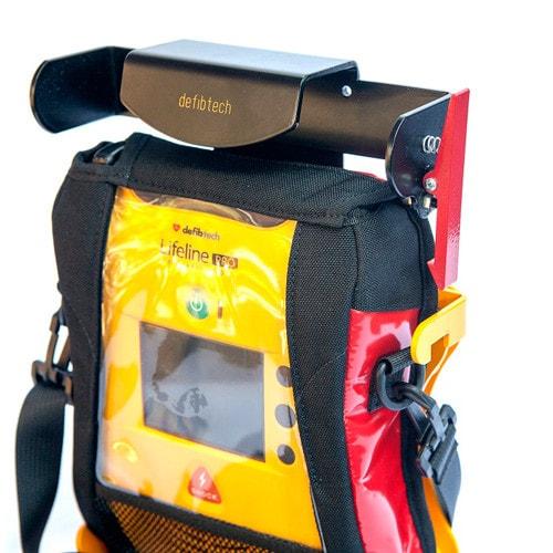 Professionele tas voor Lifeline PRO, ECG en VIEW