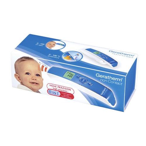 Geratherm® contactloze infrarode koortsthermometer