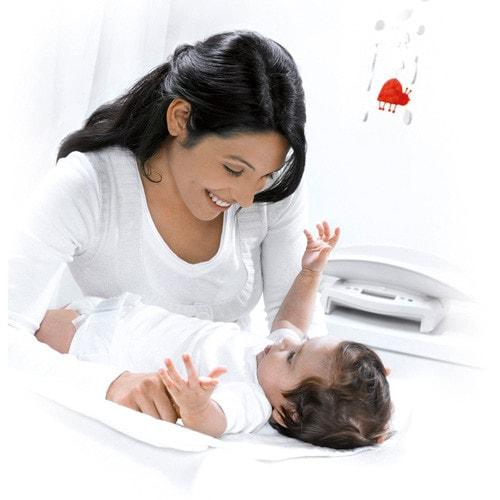 seca 354, kleine kinderen- en babyweegschaal