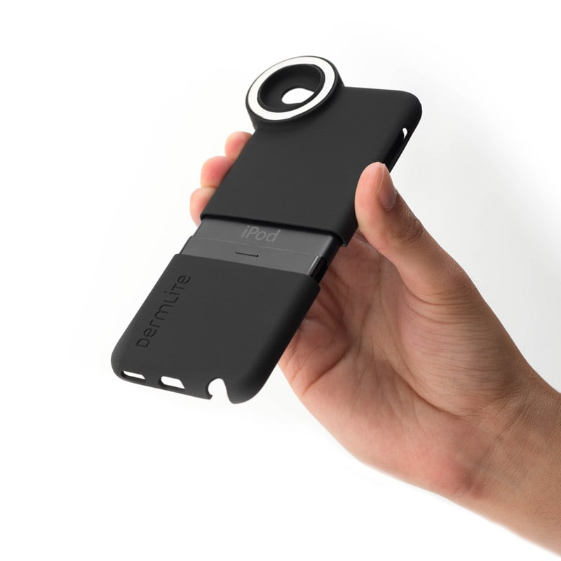 DermLite-set voor iPod touch (5e-6e generatie)