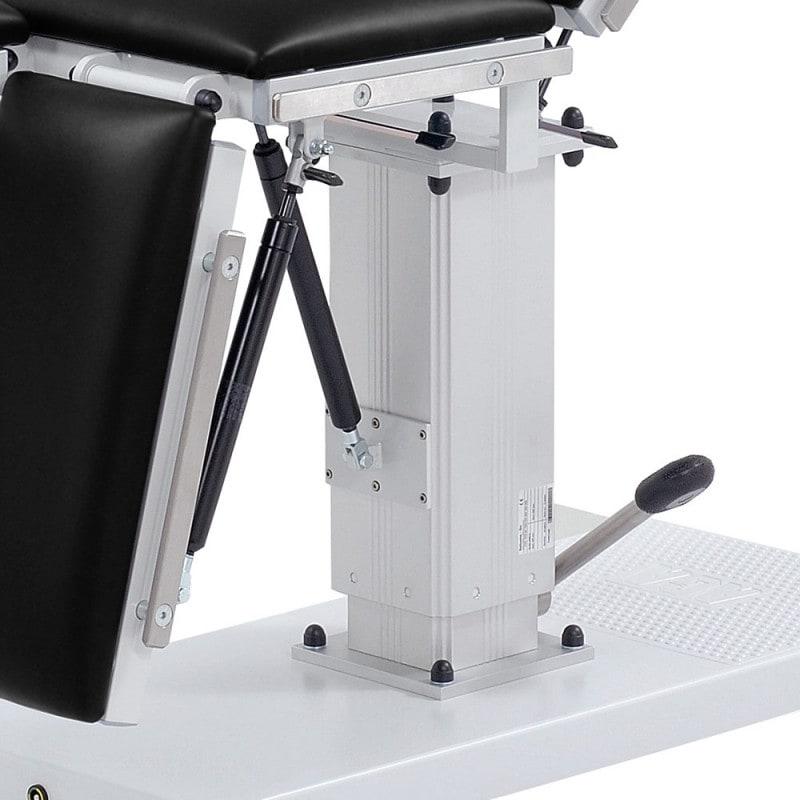 Multifunctionele tafel POWER MAT met uittrekbare poten