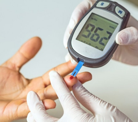 Bloedsuikermeter