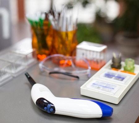 Dentale apparatuur