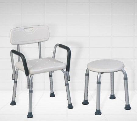 Douchekrukken en -stoelen