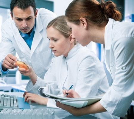 Laboratoriumjassen