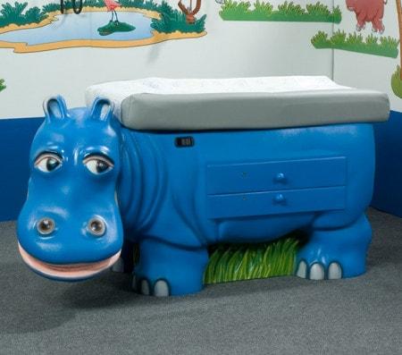 Pediatrische onderzoekstafels