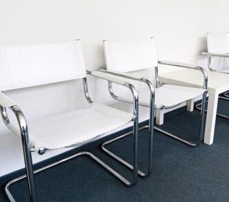 Cantilever stoelen