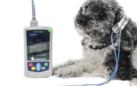 Handzame pulsoximeters