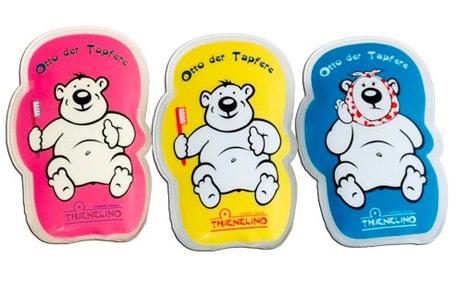 Kinder-koelkompressen