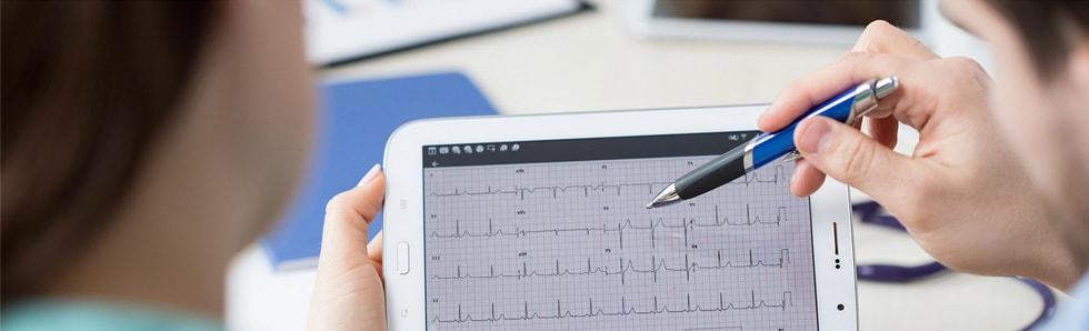 App-gebaseerde ECG-apparaten