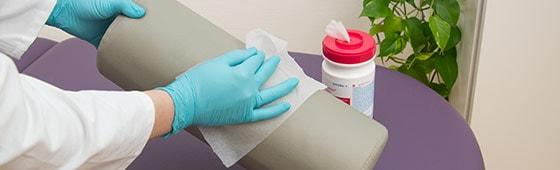 Oppervlaktedesinfectie