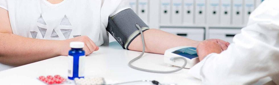 Bloeddrukmonitoren voor obesitaspatiënten