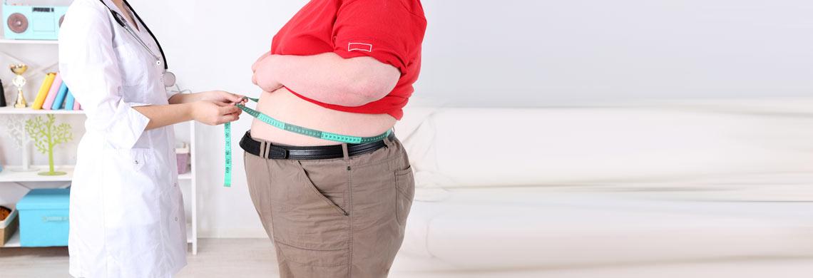 Obese patiënten in de artsenpraktijk