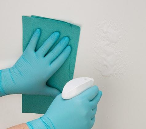 Oppervlakte-desinfectie