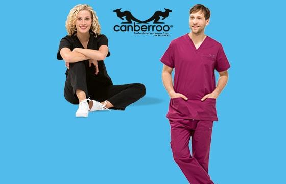 Canberroo Scrubs