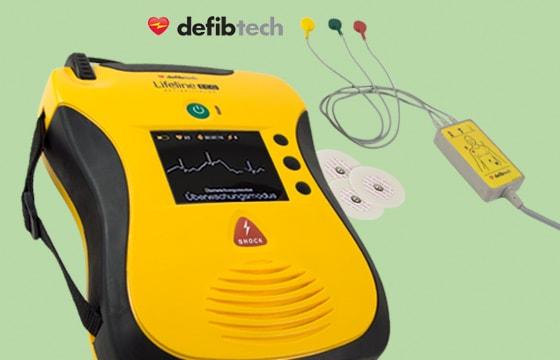 LifeLine ECG-defibrillator