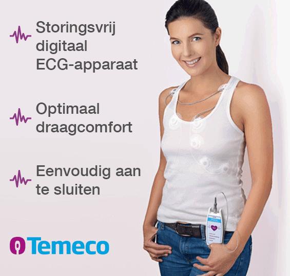 Temeco EKG Vorteile