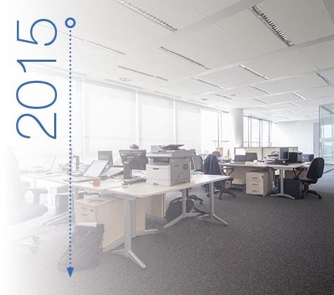 Praxisdienst im Jahr 2015